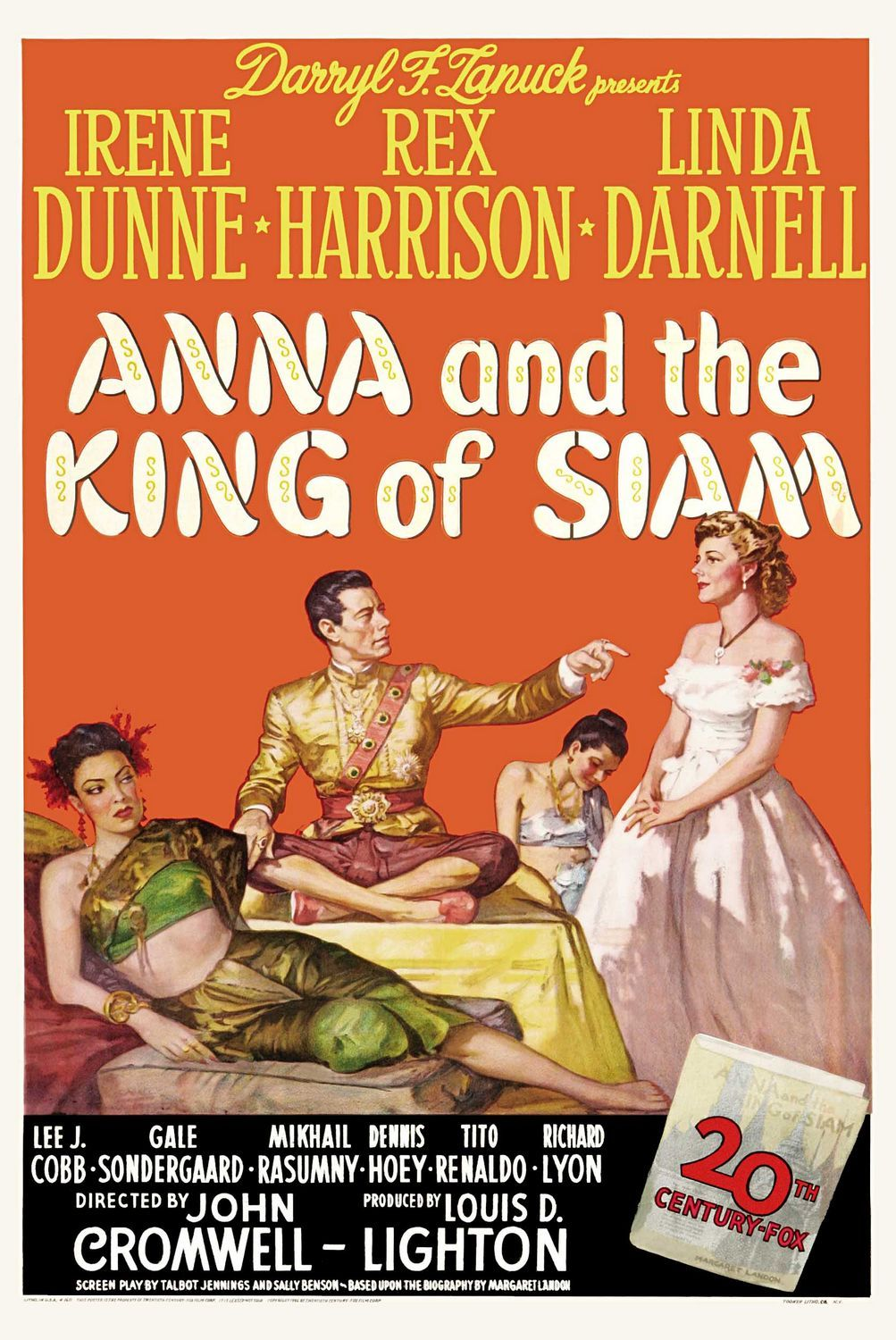 Anna and the King of Siam 149399