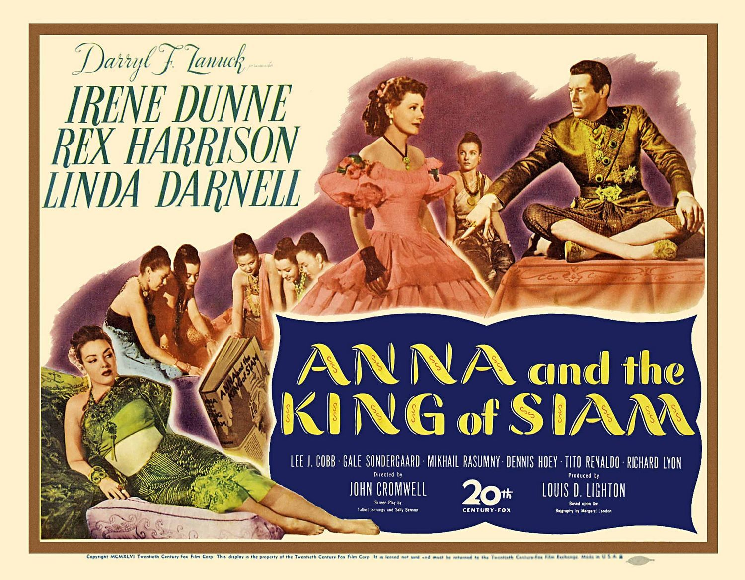 Anna and the King of Siam 149400