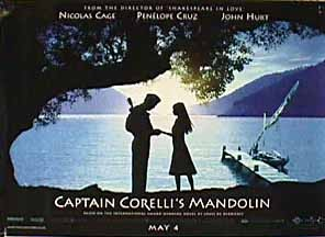Captain Corelli's Mandolin 10594