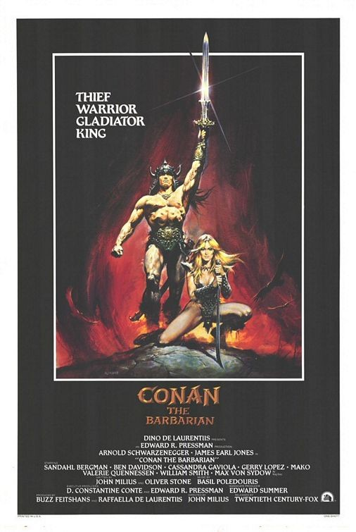 Conan the Barbarian 148054