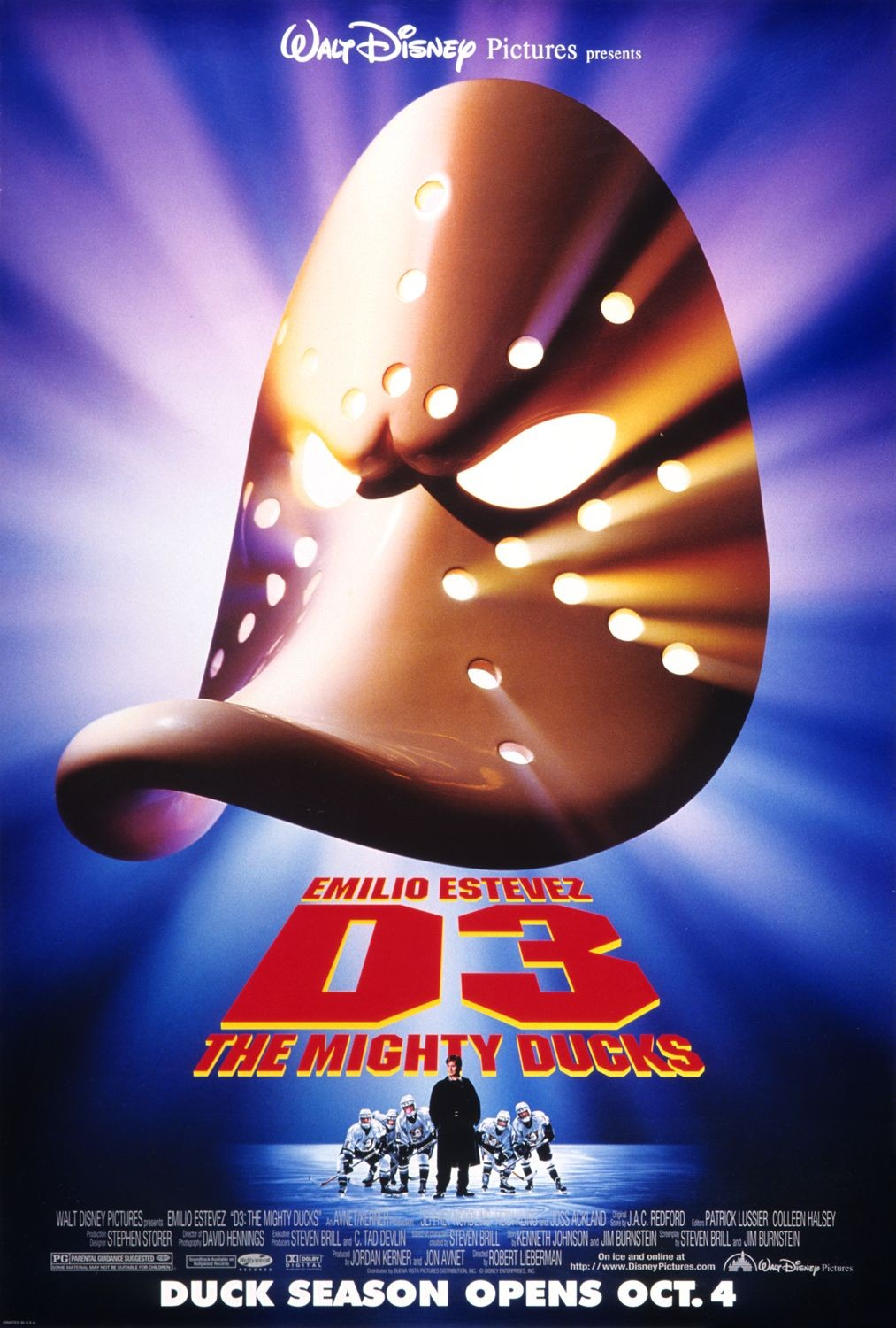D3: The Mighty Ducks 143521