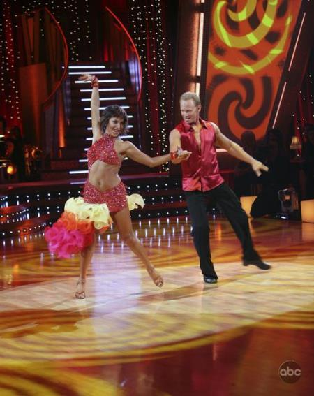 """Dancing with the Stars""Round 7 133186"
