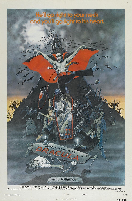 Dracula cerca sangue vergine...e mor di sete