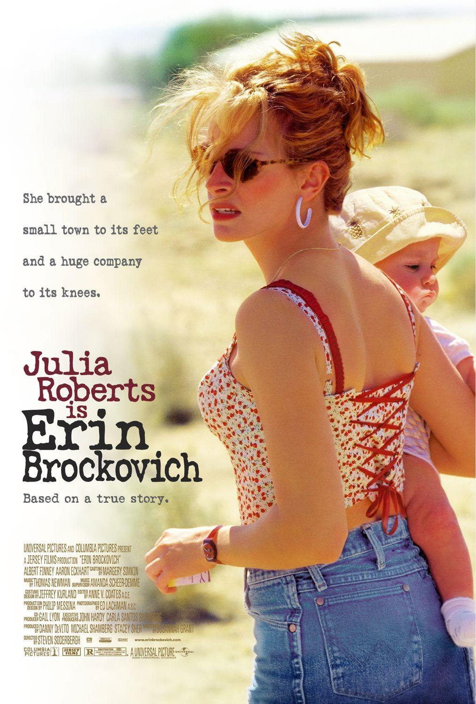 Erin Brockovich (2000) Poster