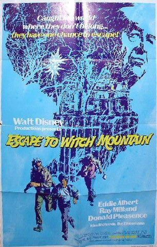 Escape to Witch Mountain 146843