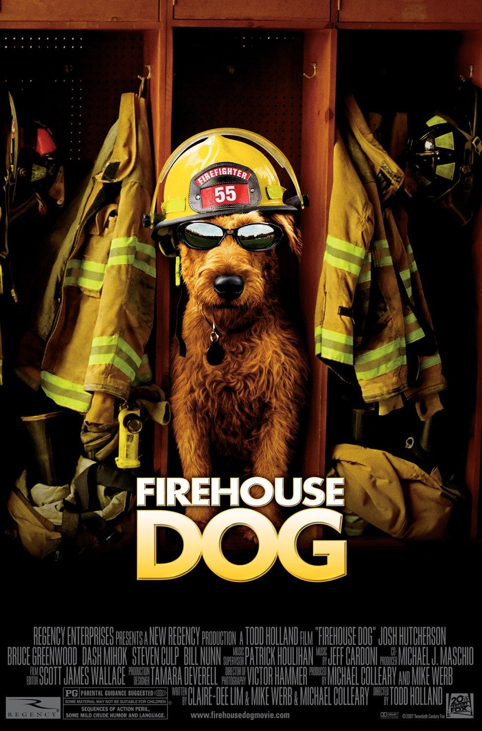Firehouse Dog 135788