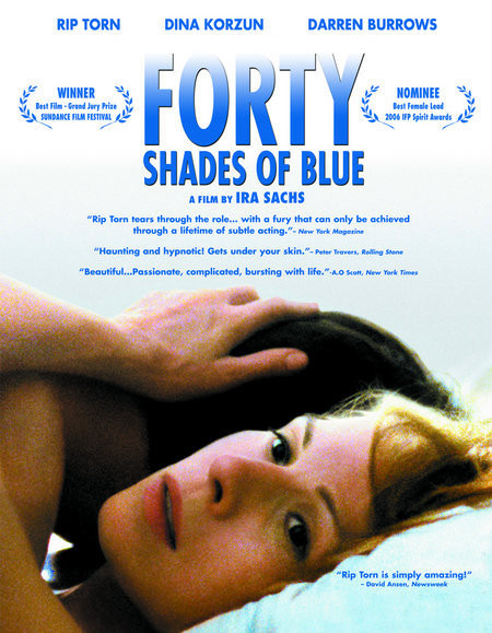Forty Shades of Blue 99438