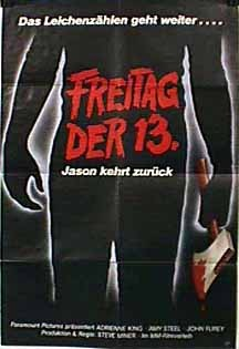 Friday the 13th Part 2 4916