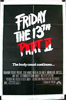Friday the 13th Part 2 4918