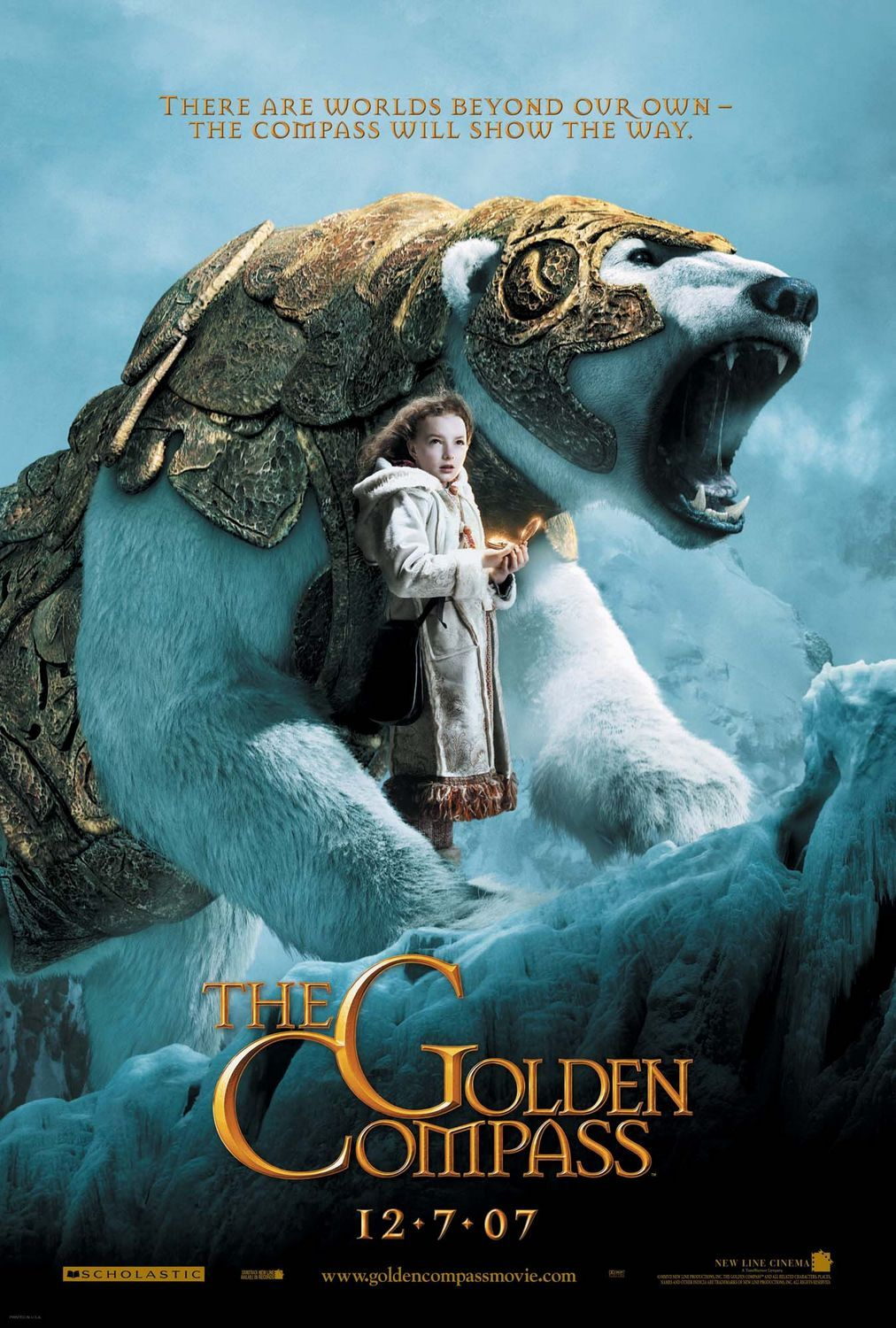 His Dark Materials: The Golden Compass 136125