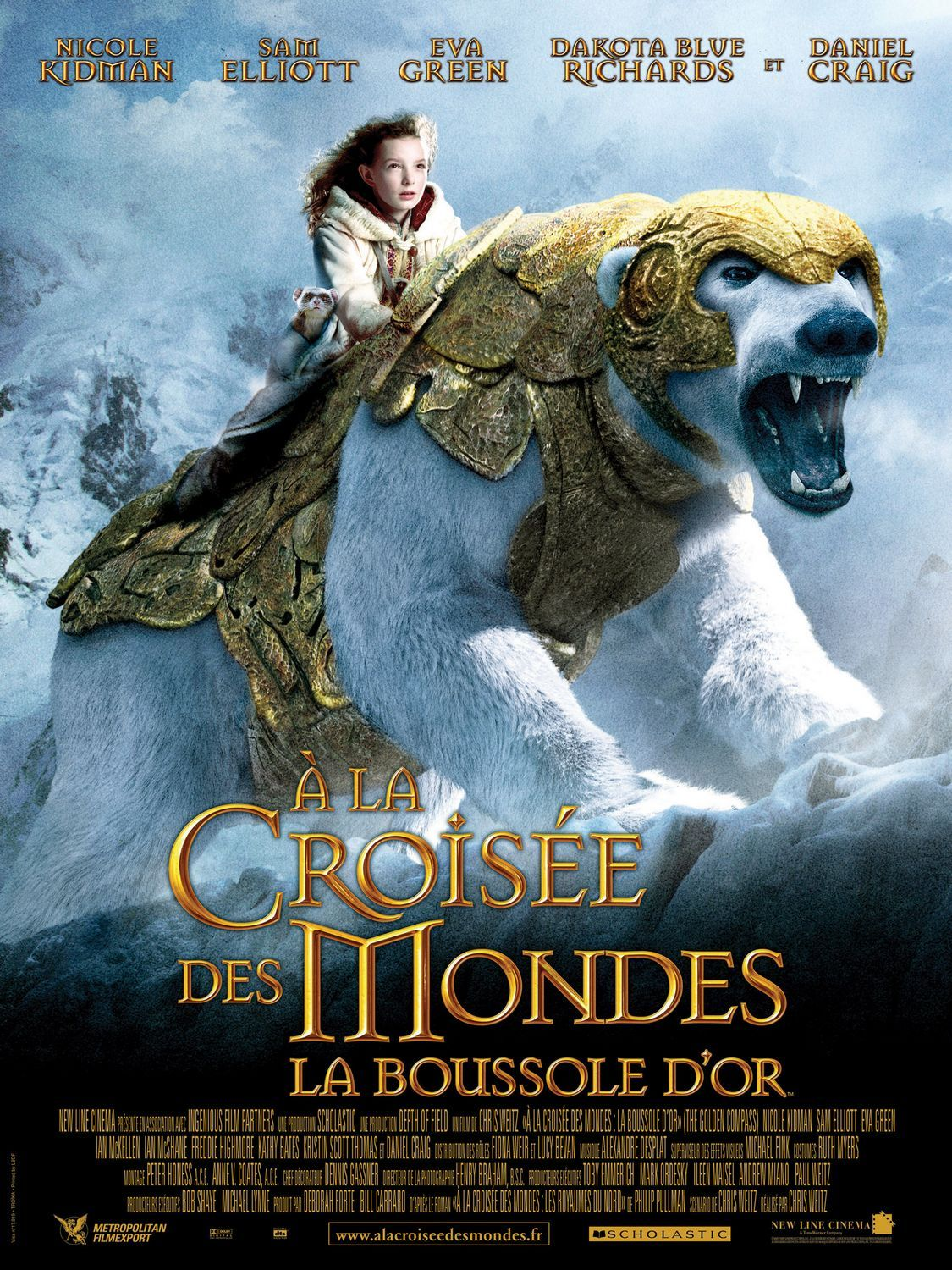 His Dark Materials: The Golden Compass 136133