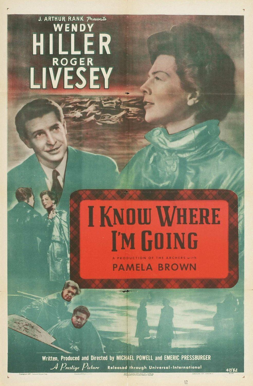 'I Know Where I'm Going!' 148565