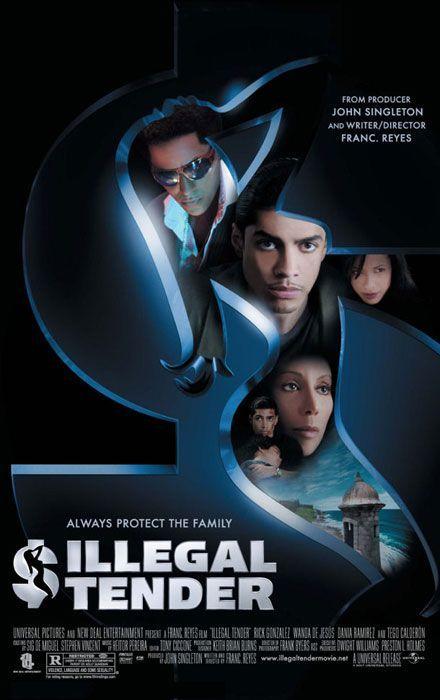 Illegal Tender 136975