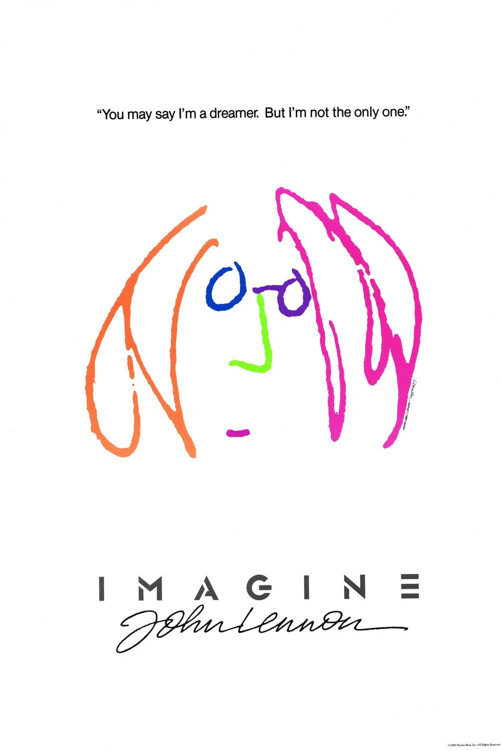 Imagine: John Lennon 142436