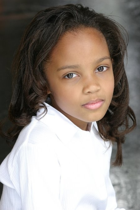 Lauryn Alisa McClain on the Scr...