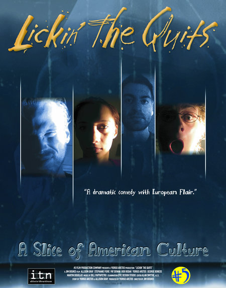 Lickin' the Quits: A Slice of American Culture 91534