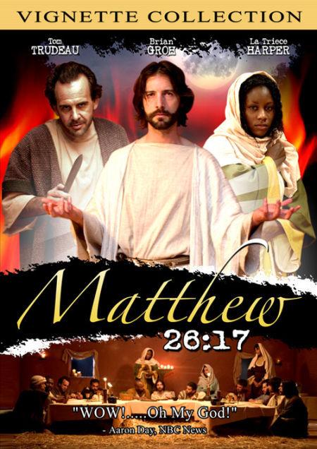 Matthew 26:17 movie
