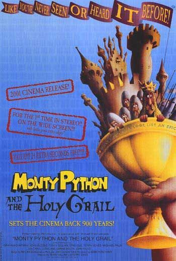 Monty Python and the Holy Grail 147134