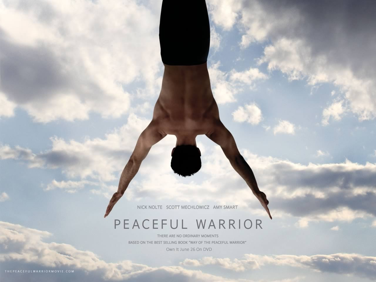 way of the peaceful warrior essay