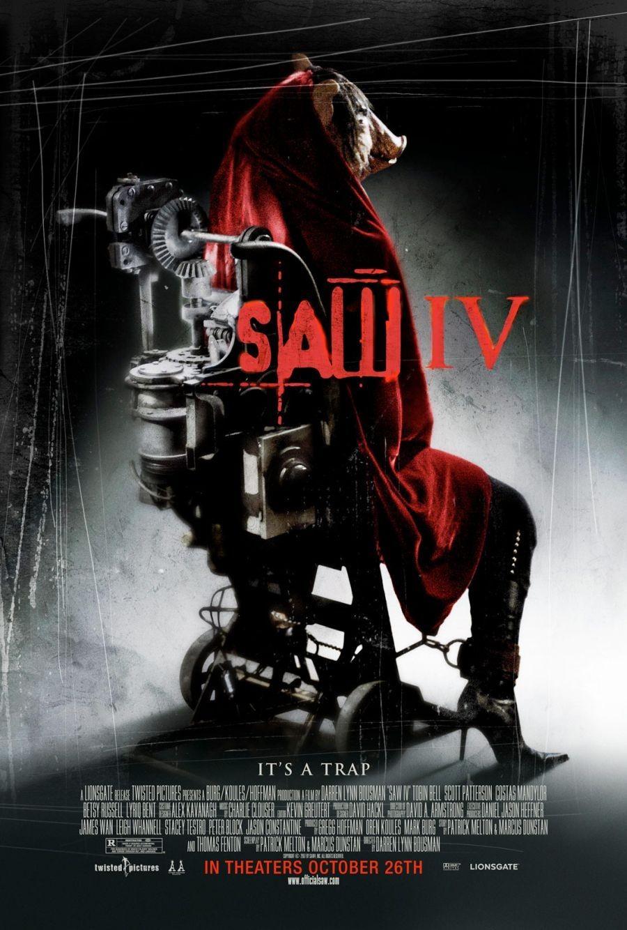 Saw IV 138707