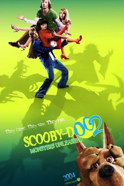 Scooby Doo 2: Monsters Unleashed 136990