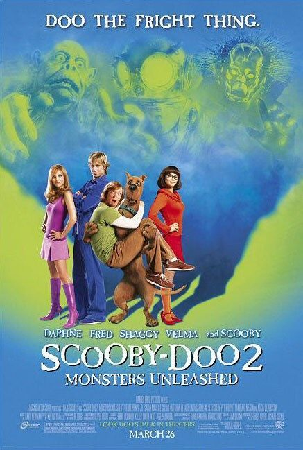 Scooby Doo 2: Monsters Unleashed 136991