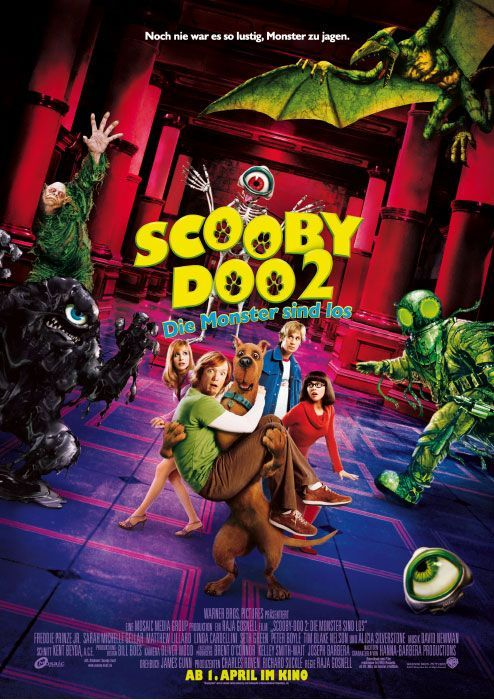 Scooby Doo 2: Monsters Unleashed 136993
