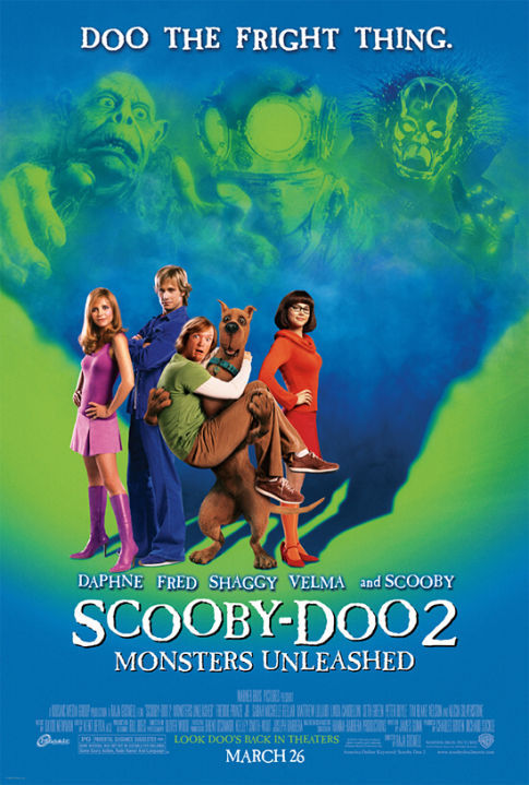 Scooby Doo 2: Monsters Unleashed 81211