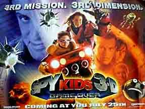 Spy Kids 3-D: Game Over 13334