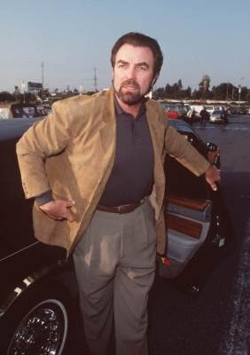 Tom Selleck 110094