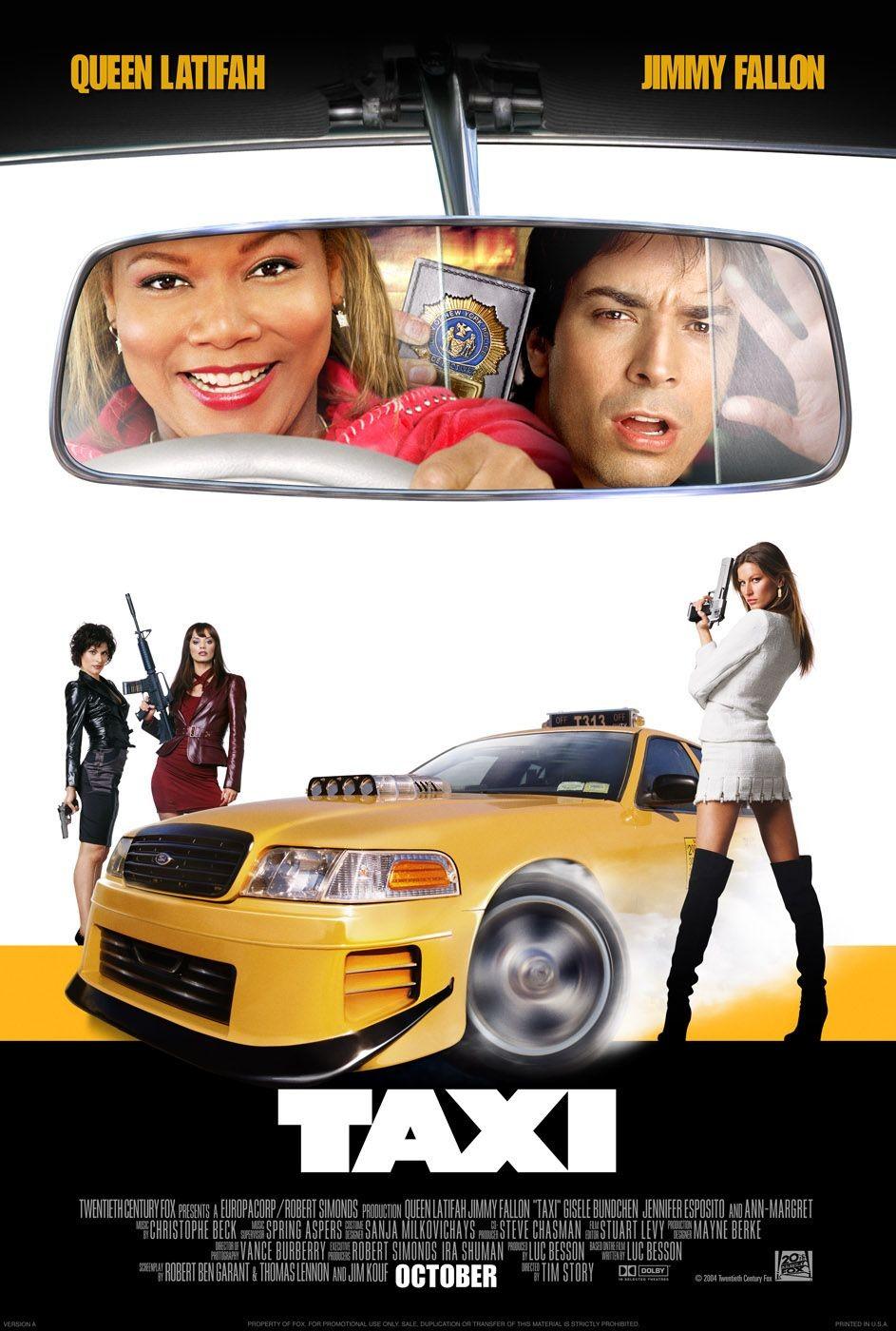 ნიუ-იორკის ტაქსი Taxi New York / Нью-Йоркское такси