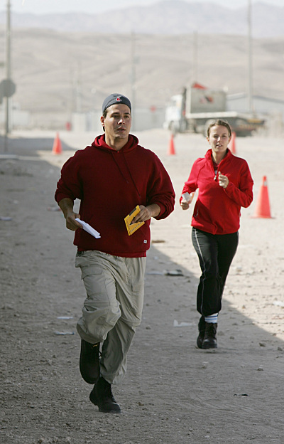 """""""The Amazing Race""""I Told You Less Martinis and More Cardio 65498"""