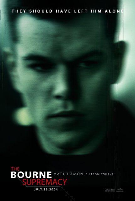 The Bourne Supremacy 134463