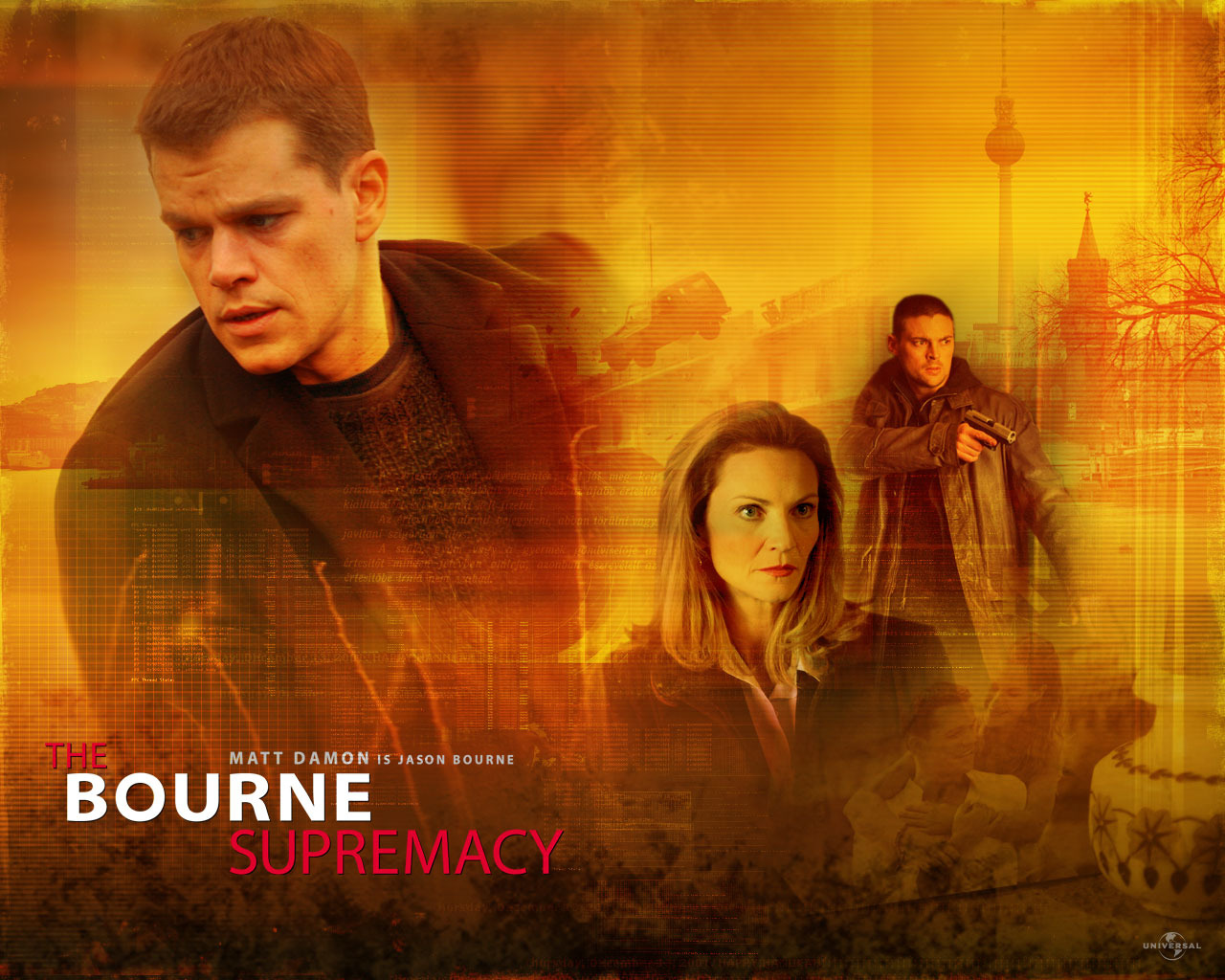 The Bourne Supremacy 151700