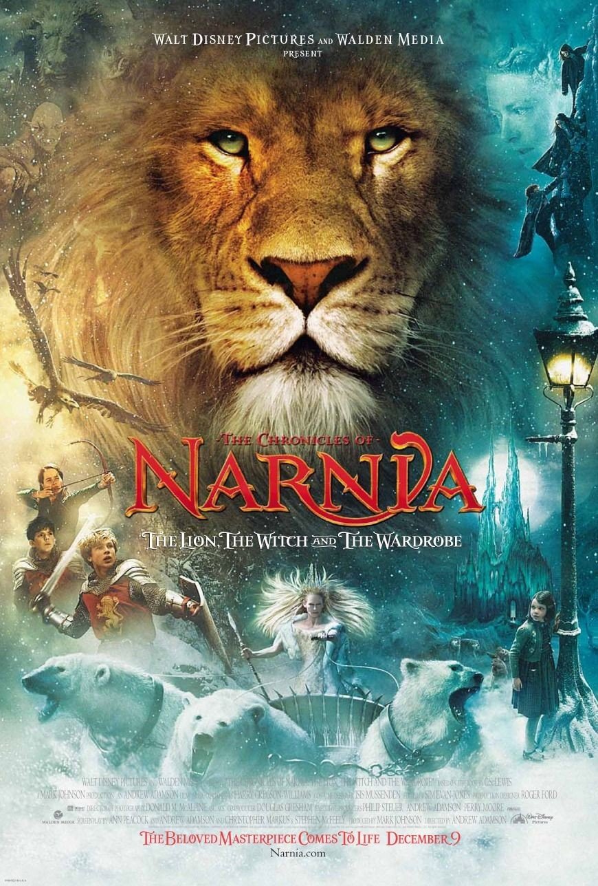 of Narnia The Lion