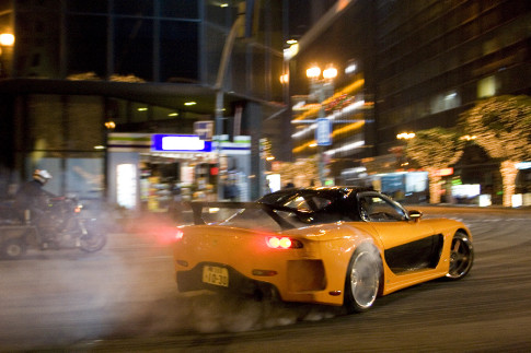 The Fast and the Furious: Tokyo Drift 126736