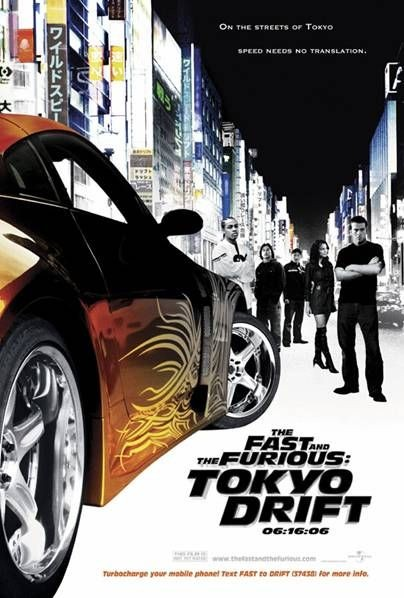 The Fast and the Furious: Tokyo Drift 126743