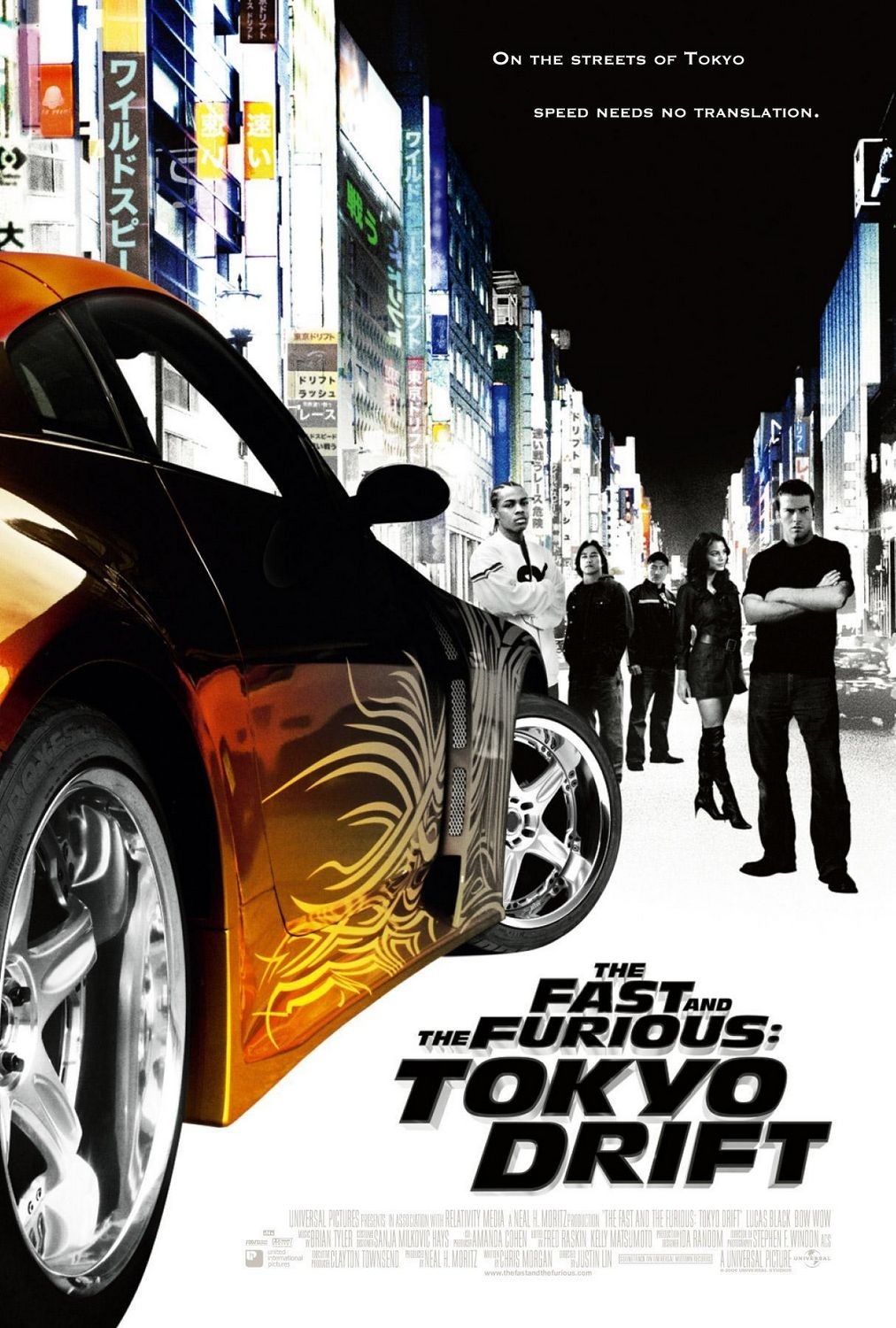 The Fast and the Furious: Tokyo Drift 135936