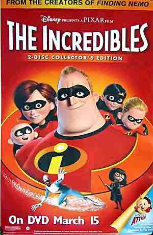 The Incredibles 10899