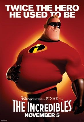The Incredibles 135894