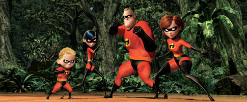 The Incredibles 73511
