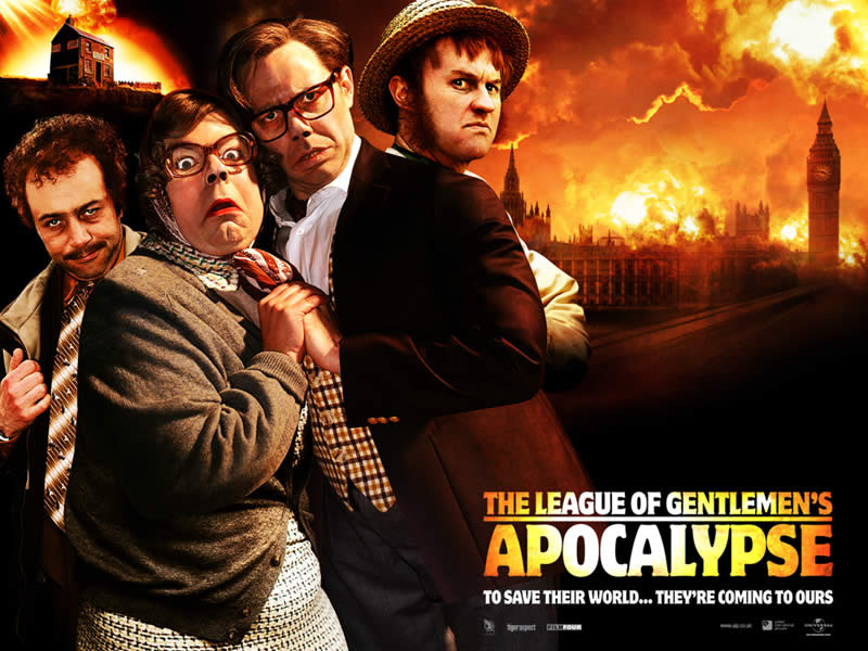 The League of Gentlemen's Apocalypse 150293