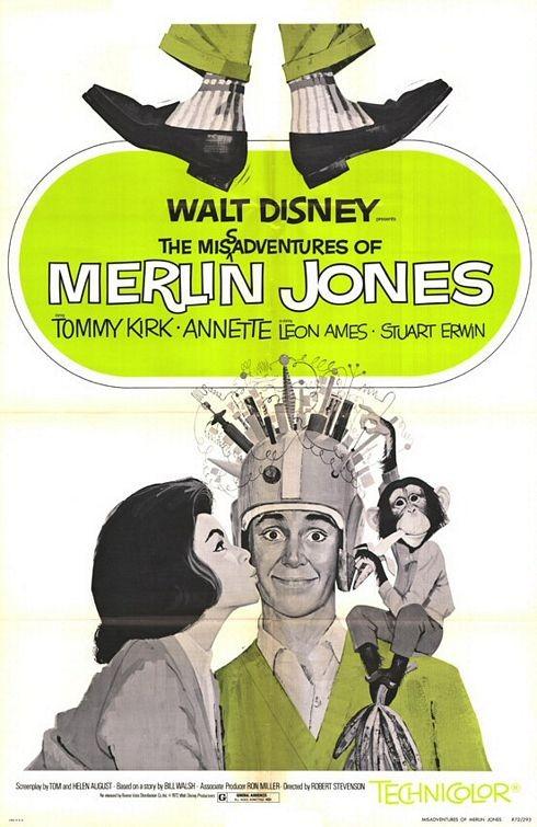 The Misadventures of Merlin Jones 146498