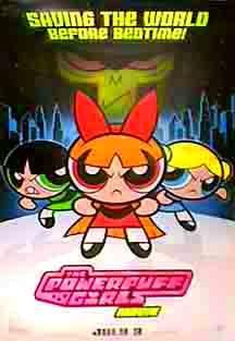The Powerpuff Girls 13221