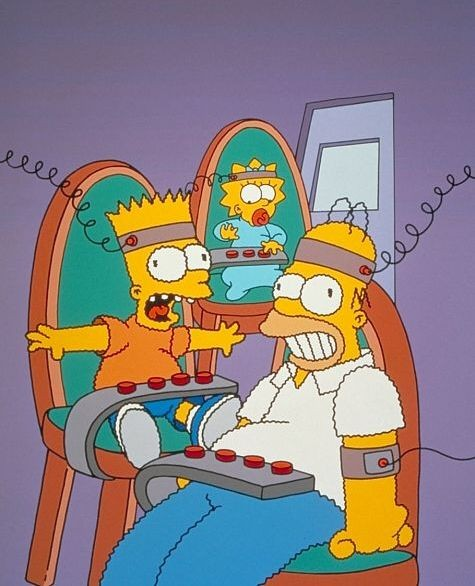 """The Simpsons"" 23515"