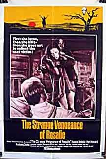 The Strange Vengeance of Rosalie 4521