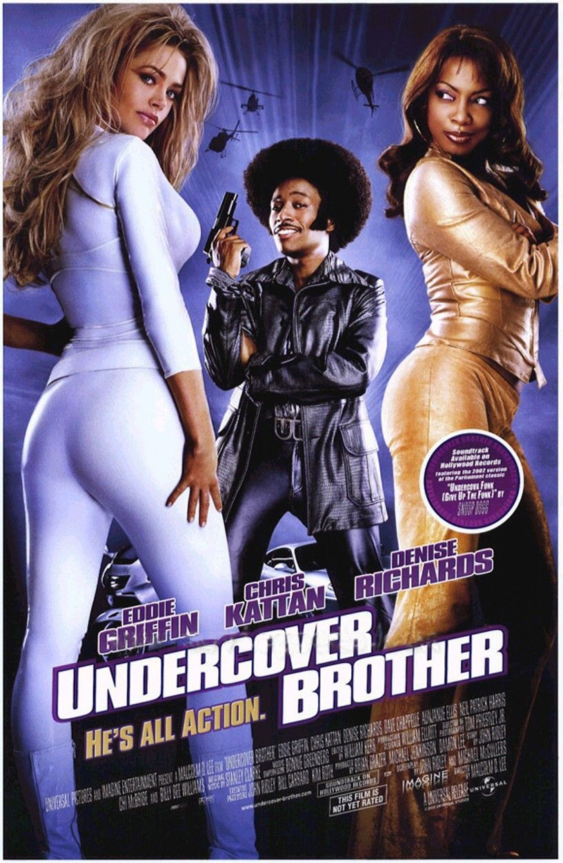 Undercover Brother 142991